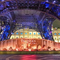 Macau - Parisian at Cotai Strip